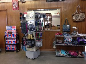 Visit Wild Hare Motorsports at 95 Sawyer Loop in Hardin to pick up all your chemicals, tires, gloves, riding pants and jerseys as well as to see our vintage line of women's purses, bags and accessories foryour ladies. Call us at 406-665-1450 for more details