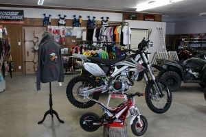 Visit Wild Hare Motorsports at 95 Sawyer Loop in Hardin to see our new models of Christini AWD and Oset Trials bikes for you and your kids. We also offer the new line of AJP PR 3, PR 4, PR 5 and PR 7 adventure bikes. Call us at 406-665-1450 for more details
